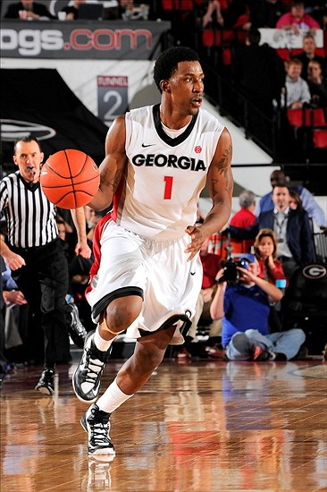 Georgia's Caldwell-Pope Tabbed By SEC Coaches As Player of the Year