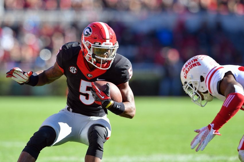 watch 6881b 36d56 Georgia football: It's time for silver helmets and throwbacks