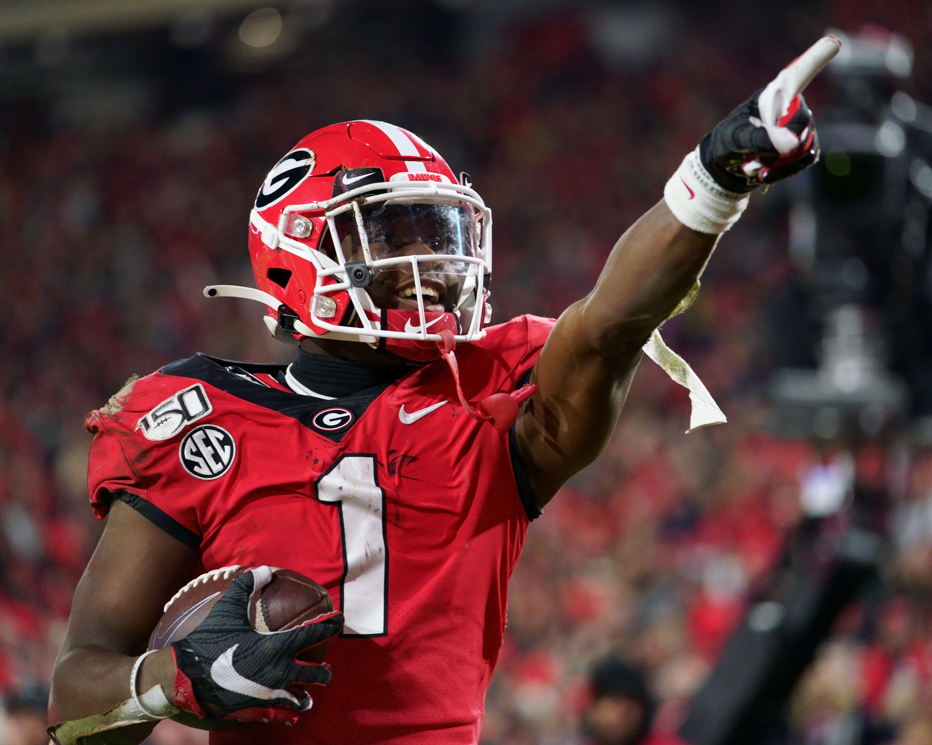 Georgia Football Wide Receivers Carving Their Roles In The Bulldogs Offense