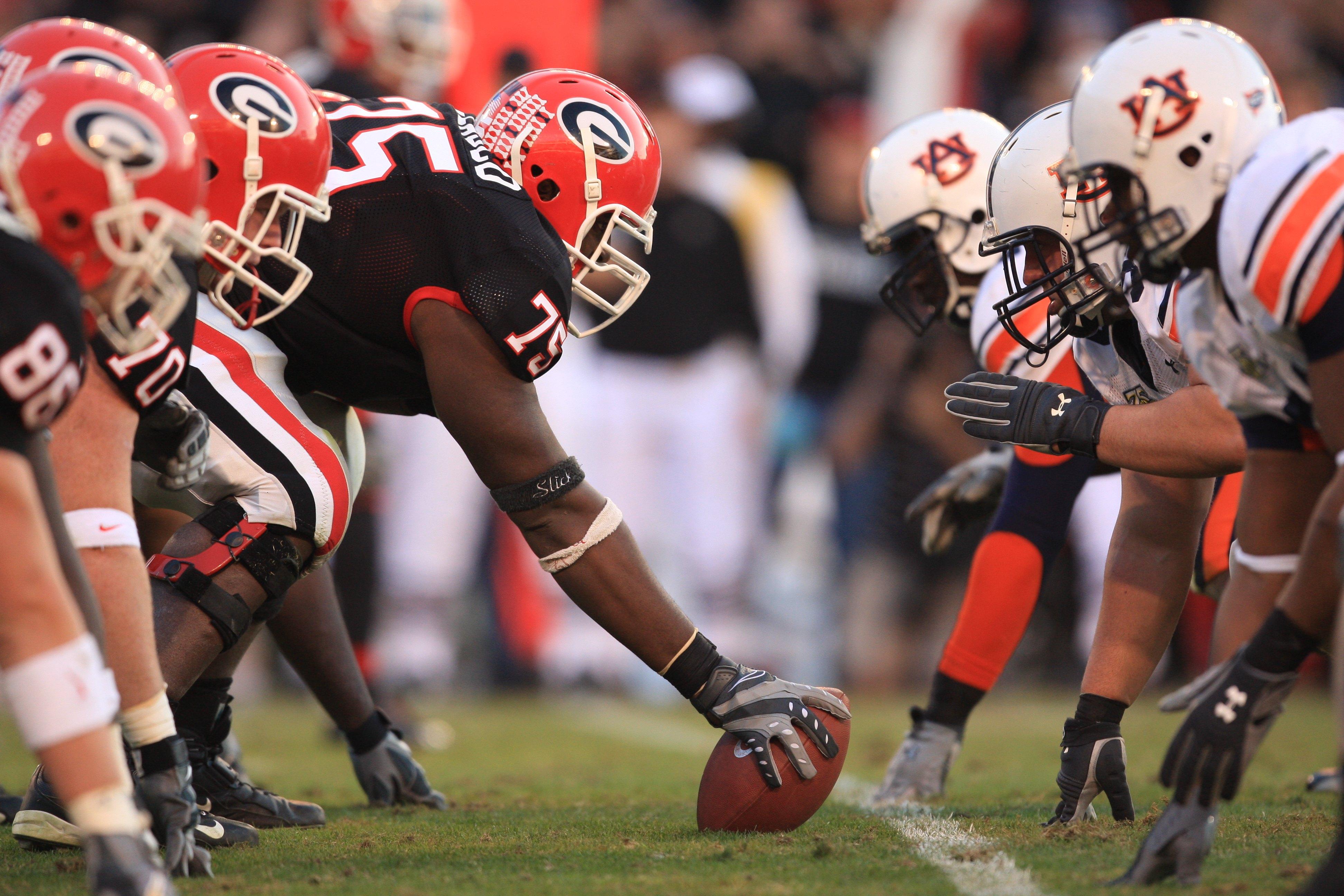 Georgia football vs Auburn: The rivalry returns home this ...